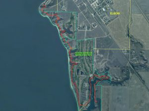 Elbow Trail Map July 2017