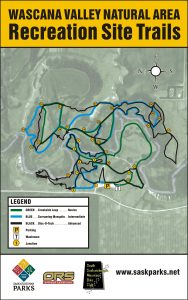 WascanaTrails map