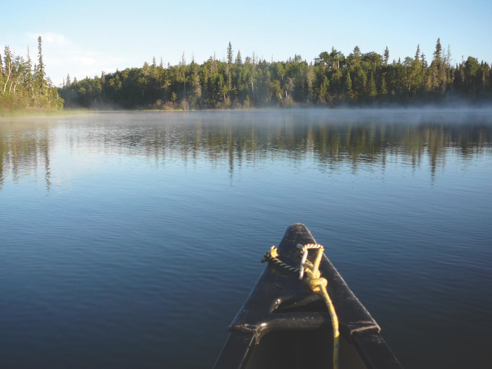 canoe med
