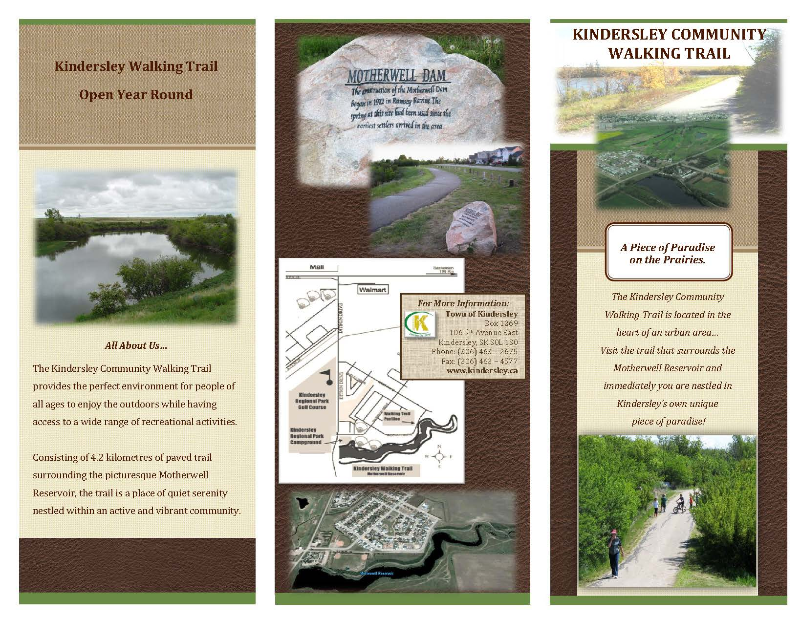 kindersley walking trail map_Page_1