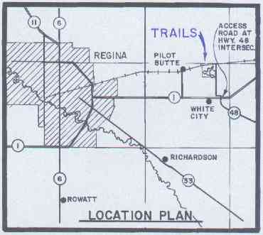 map to white butte