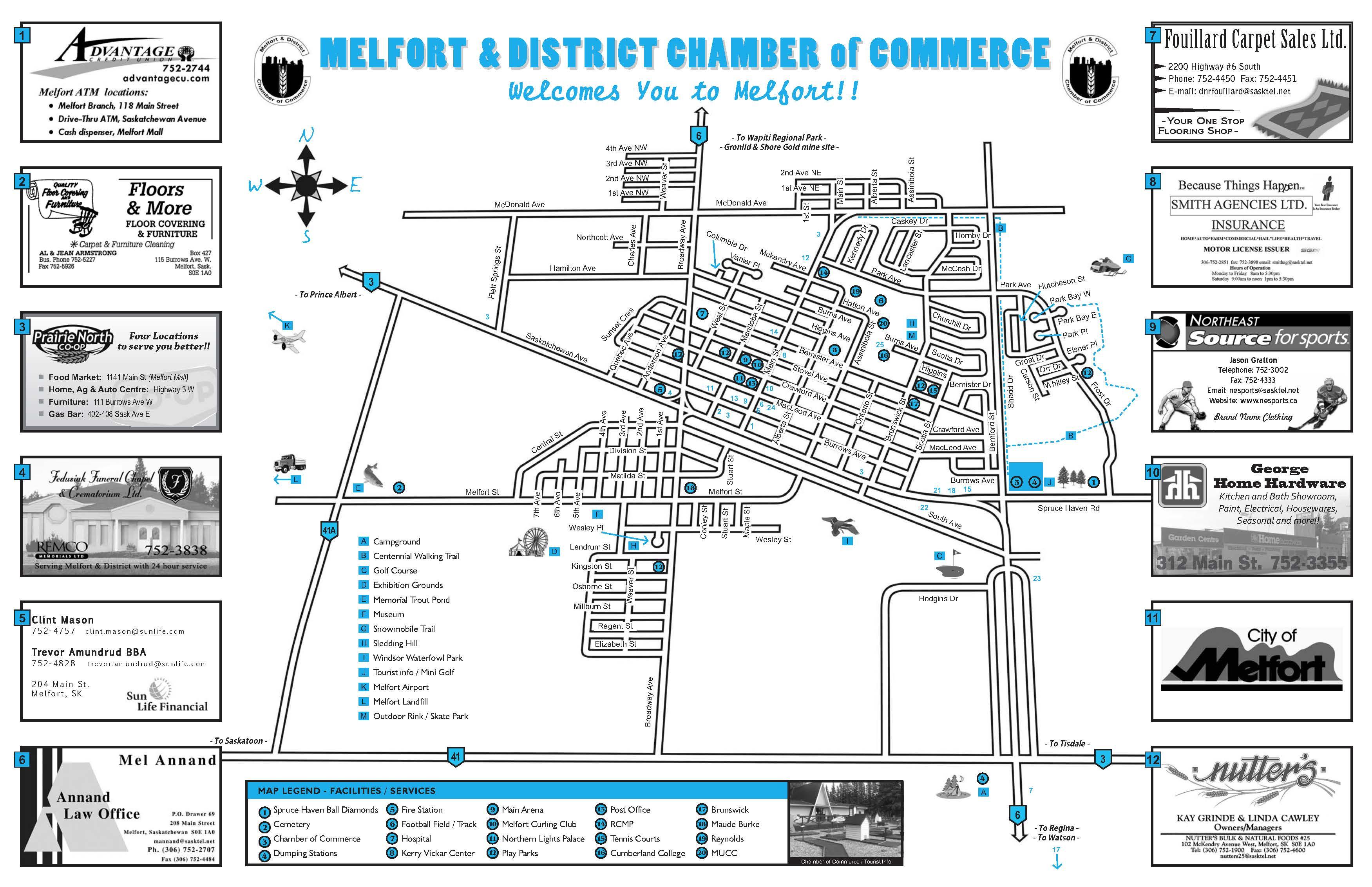 melfort-map